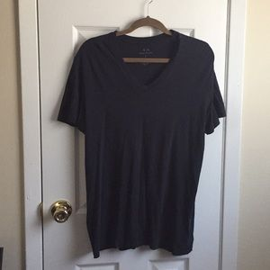 Men's Black Armani Exchange T-shirt